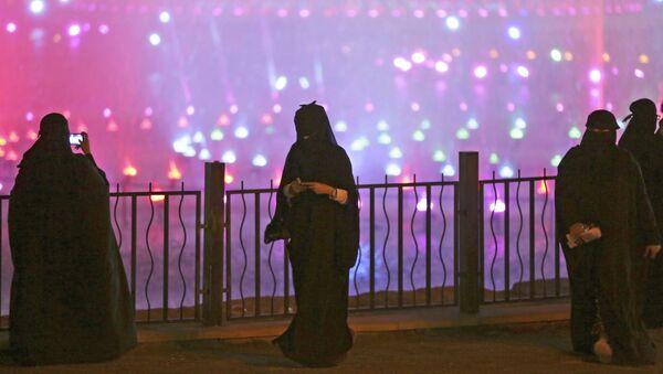 Mujeres en Arabia Saudí - Sputnik Mundo
