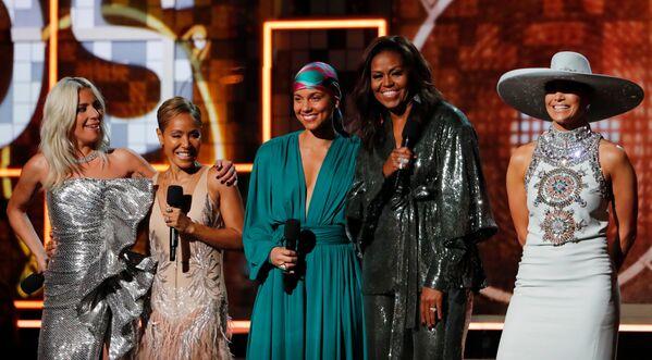 Premios Grammy 2019, en imágenes - Sputnik Mundo