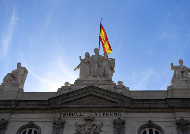 Sede del Tribunal Supremo de España
