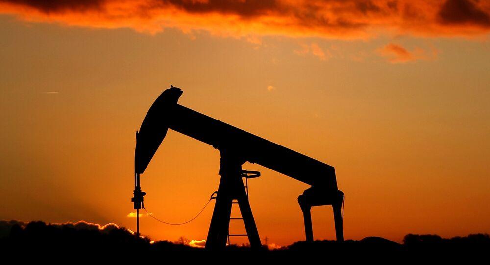 Extracción de petróleo