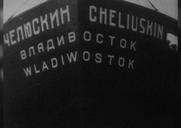 Los Héroes de la URSS: hace 85 años tuvo lugar el rescate del barco Cheliuskin