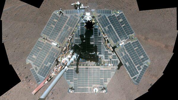 Vehículo marciano Opportunity - Sputnik Mundo