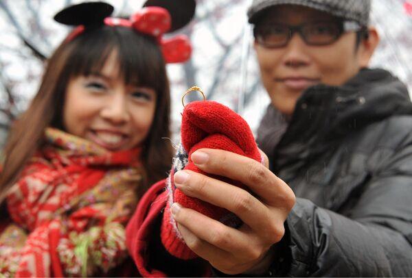 Así se celebra el día de San Valentín en distintos países del mundo - Sputnik Mundo
