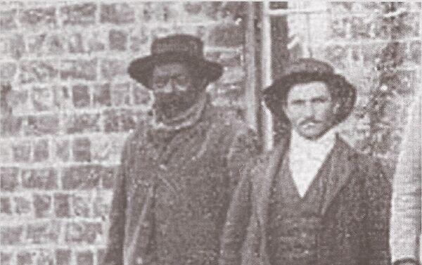 Dos colonos bóers llevaron consigo esclavos zulúes. Damboy fue esclavo en Sudáfrica, pero en Argentina se convirtió en un peón rural - Sputnik Mundo