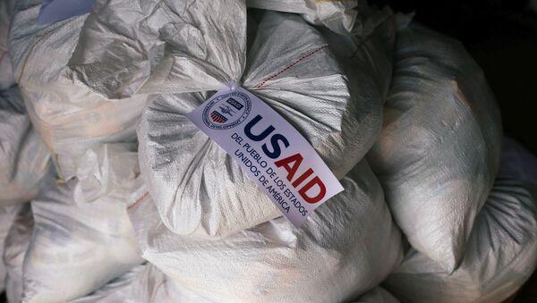 Ayuda humanitaria para Venezuela - Sputnik Mundo