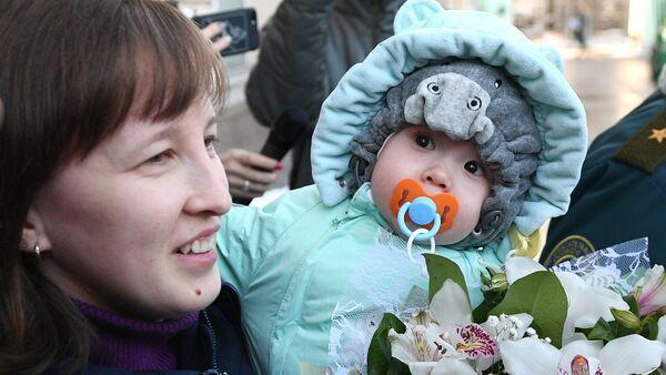 Vania Fokin, rescatado tras la explosión en Magnitogorsk - Sputnik Mundo