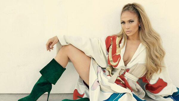 Jennifer Lopez, cantante y actriz estadounidense - Sputnik Mundo