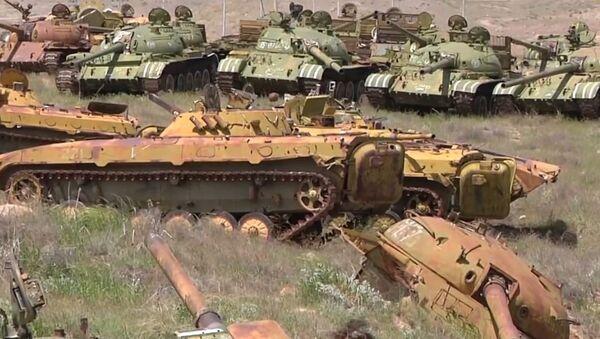 30 años más tarde: lo que las tropas soviéticas dejaron al irse de Afganistán - Sputnik Mundo