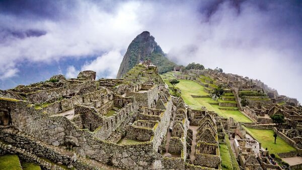 Machu Picchu  - Sputnik Mundo