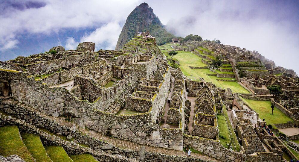 Machu Picchu, Perú (archivo)