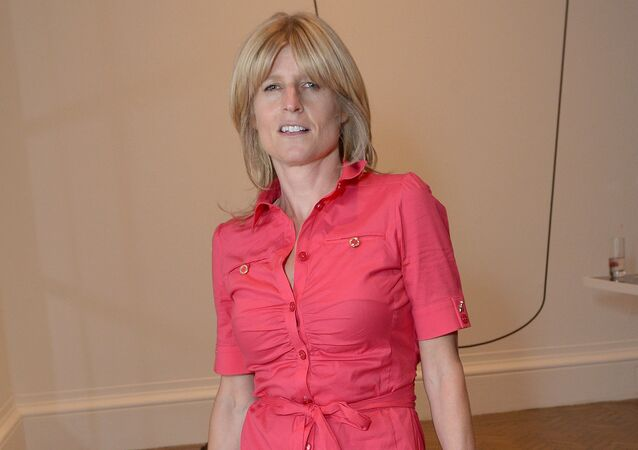Rachel Johnson, periodista británica