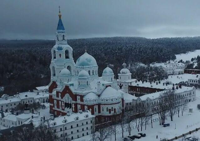 Una inesperada fruta crece en el norte helado de Rusia
