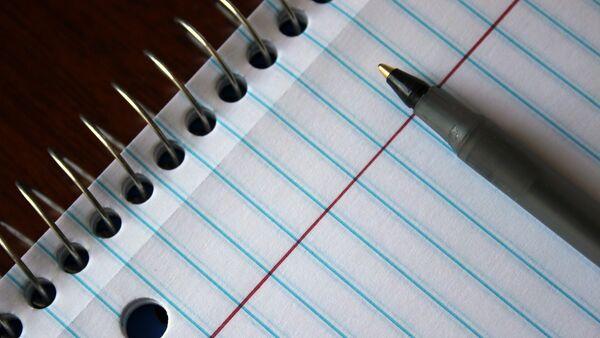 Un bolígrafo - Sputnik Mundo