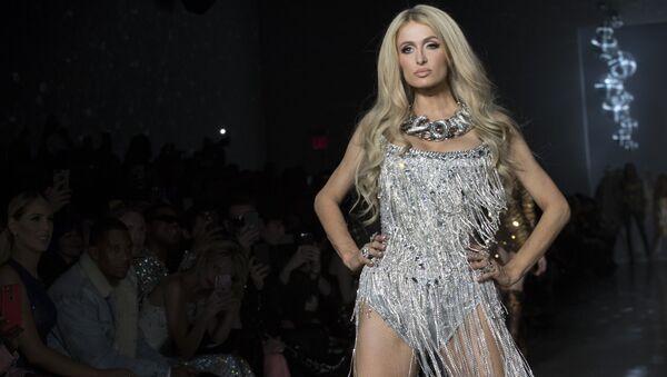 Paris Hilton, empresaria y multimillonaria estadounidense - Sputnik Mundo