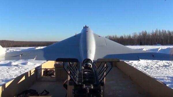 Dron kamikaze ruso KUB - Sputnik Mundo