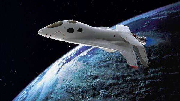 El proyecto de Yate Espacial Selena - Sputnik Mundo
