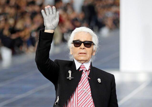 Karl Lagerfeld, el diseñador
