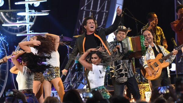 Carlos Vives, cantante colombiano - Sputnik Mundo