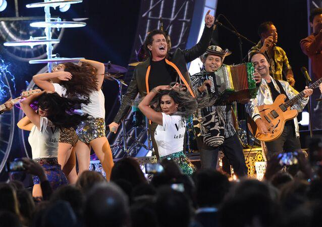 Carlos Vives, cantante colombiano