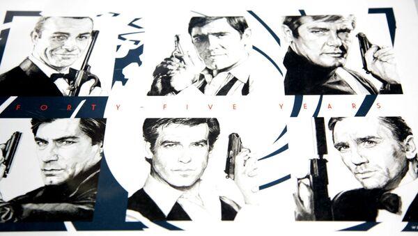 Los actores que protagonizaron a James Bond - Sputnik Mundo