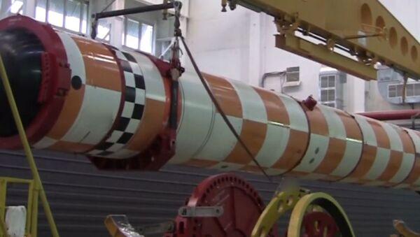 Lanzamiento de Poseidón - Sputnik Mundo