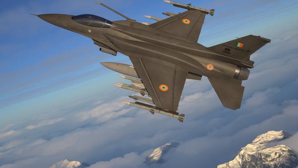 Caza F-21 - Sputnik Mundo