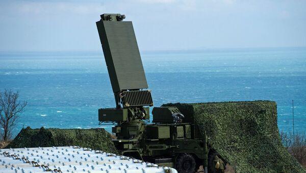 El radar 96L6E de los sistemas S-400 - Sputnik Mundo