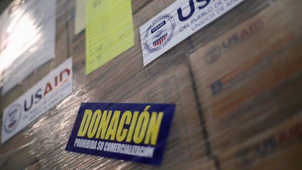 Ayuda humanitaria para Venezuela en Cúcuta - Sputnik Mundo
