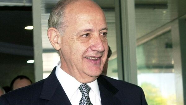 Roberto Lavagna, exministro de Economía de Argentina - Sputnik Mundo