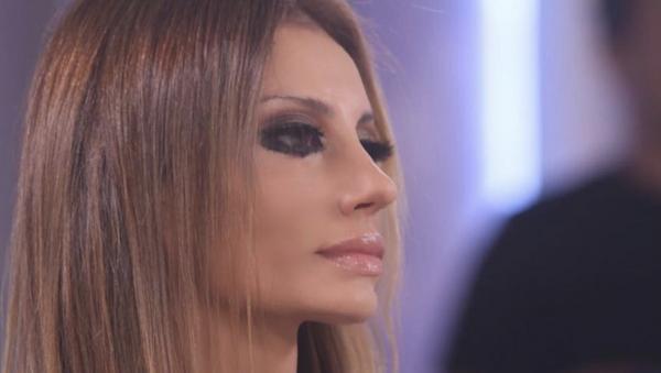 La modelo y actriz Natacha Jaitt - Sputnik Mundo