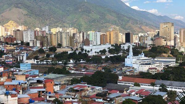 Caracas, capital de Venezuela - Sputnik Mundo