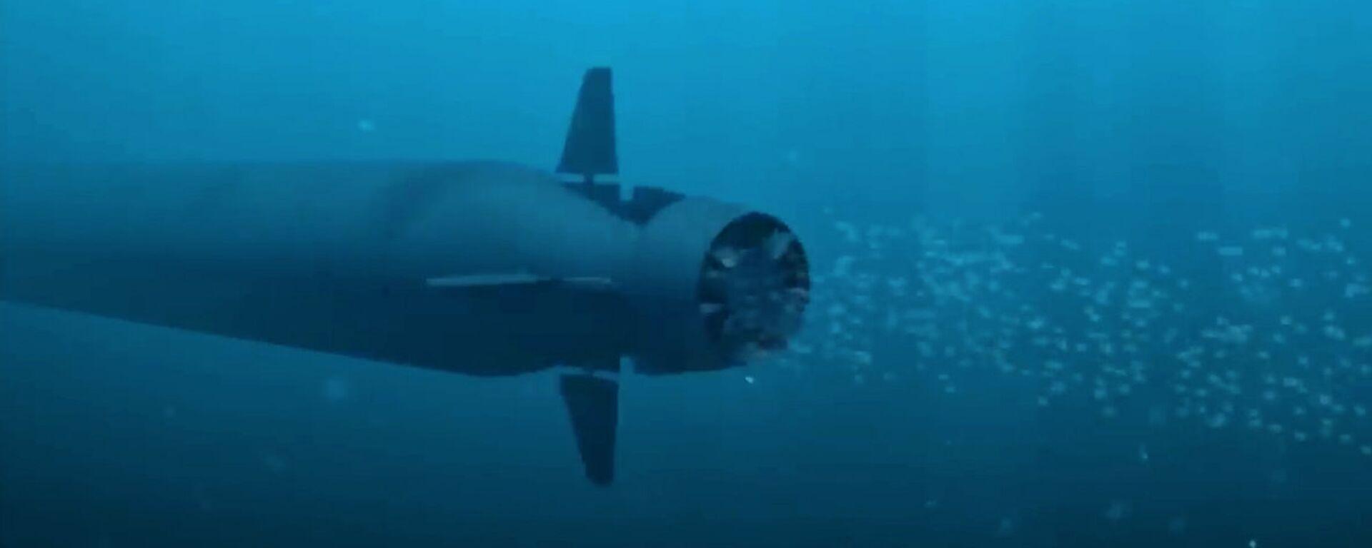 Poseidon, dron submarino ruso - Sputnik Mundo, 1920, 02.05.2021