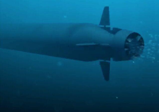 Poseidon, dron submarino ruso