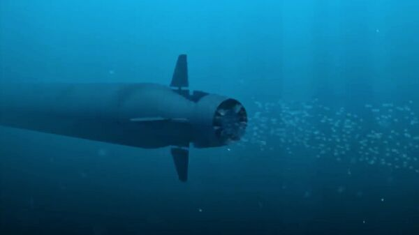 Poseidon, dron submarino ruso - Sputnik Mundo