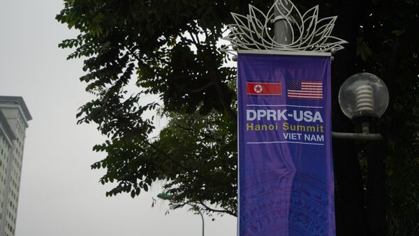 Hanói se prepara para la cumbre de Donald Trump y Kim Jong-un - Sputnik Mundo