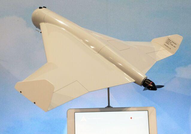 Dron kamikaze ruso KUB del consorcio Kalashnikov