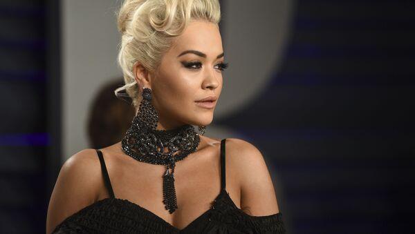 Rita Ora, cantante británica - Sputnik Mundo