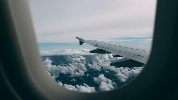 Un avión, referencial - Sputnik Mundo