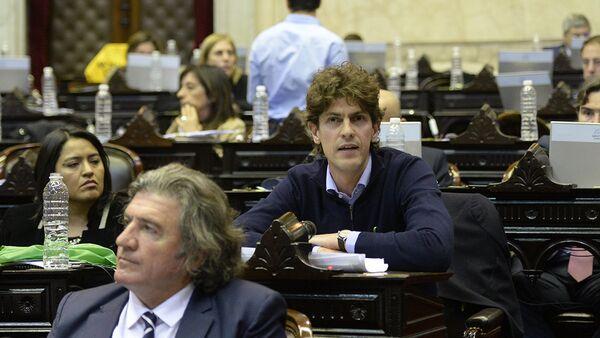Martín Lousteau, aspirante a candidato a la presidencia de Argentina - Sputnik Mundo
