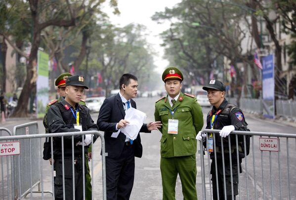 Así llegó Kim Jong-un a Vietnam para encontrarse con Trump - Sputnik Mundo