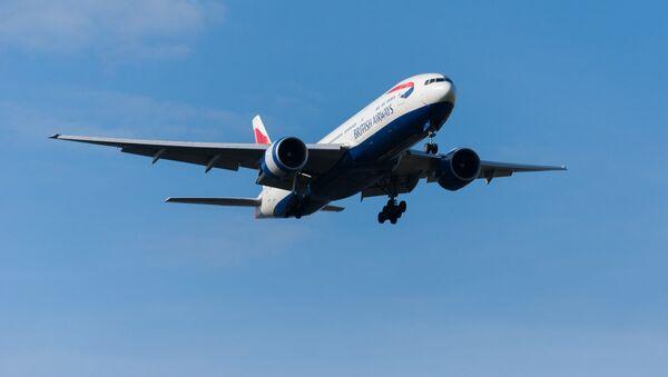 Un A320 de British Airways - Sputnik Mundo
