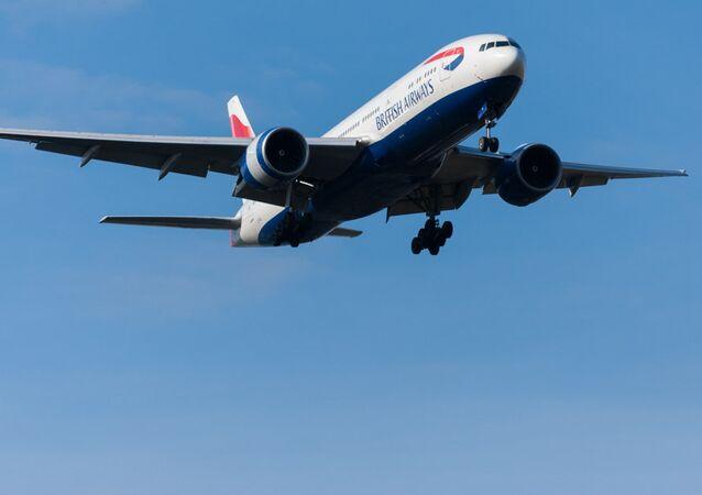 Un A320 de British Airways