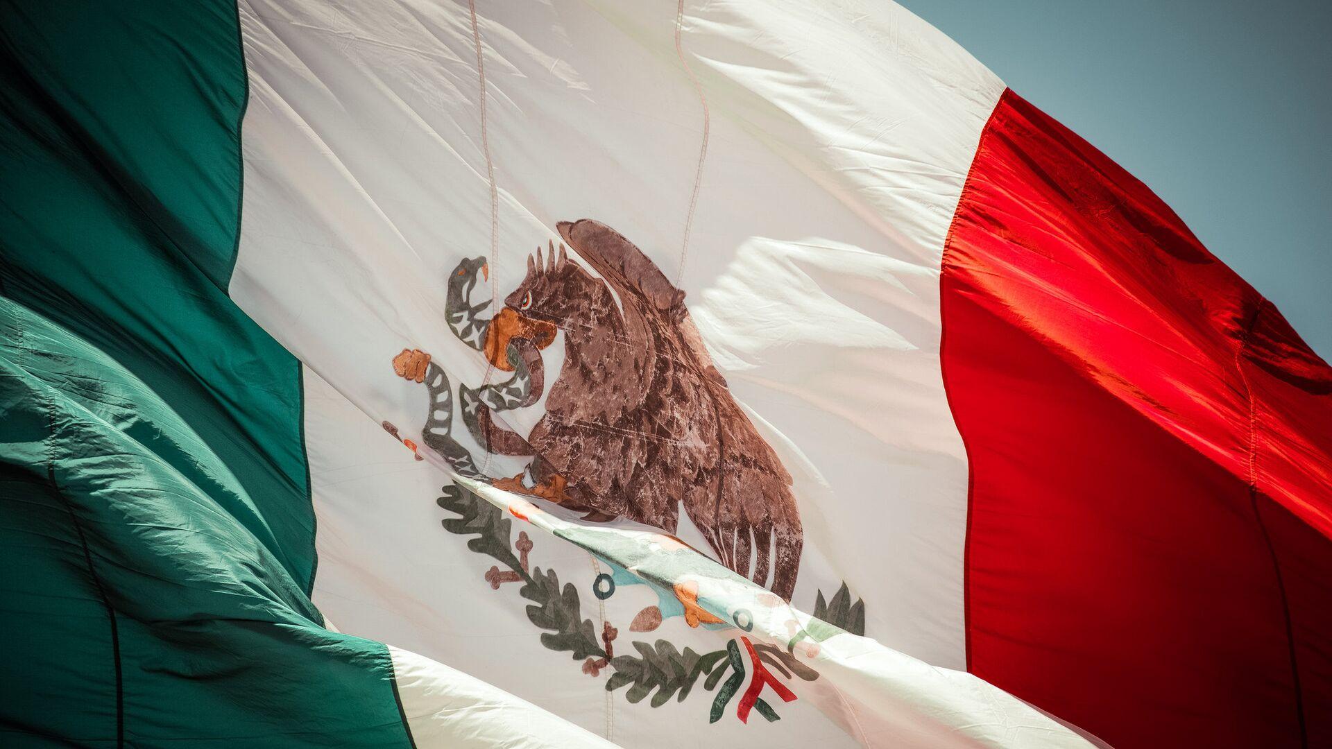 Bandera de México - Sputnik Mundo, 1920, 27.08.2021