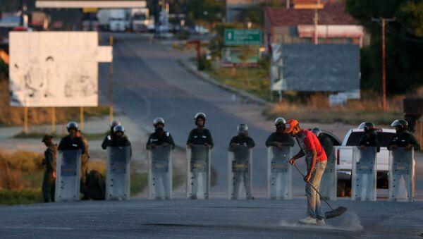 Frontera entre Venezuela y Brasil - Sputnik Mundo