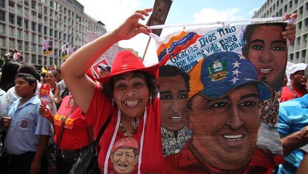 Venezolanos celebran aniversario del Caracazo - Sputnik Mundo
