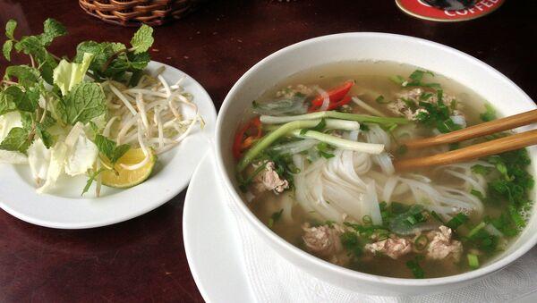 comida vietnamita - Sputnik Mundo