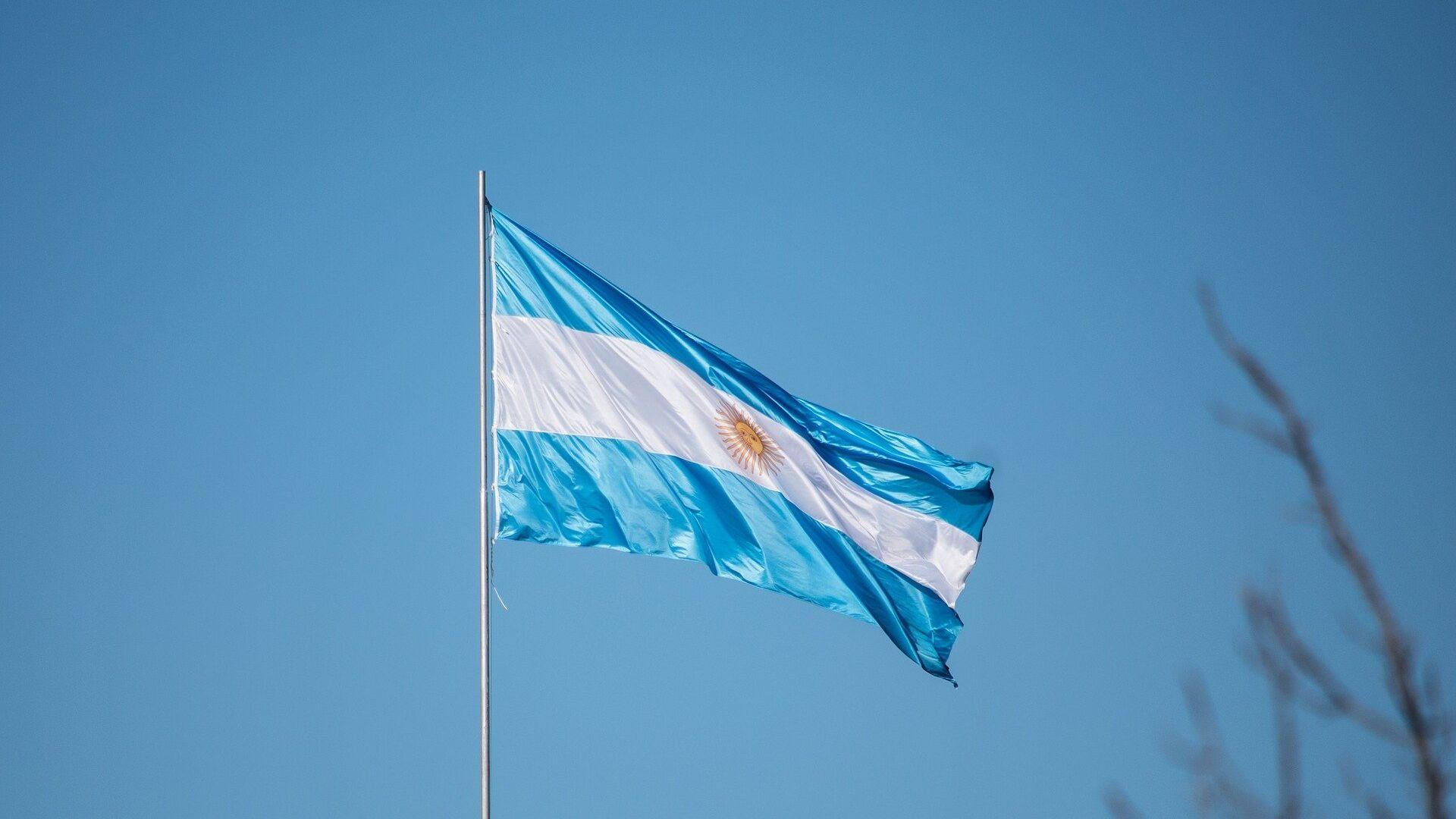 La bandera de Argentina - Sputnik Mundo, 1920, 22.02.2021