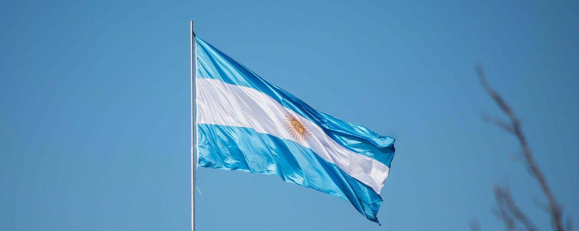 La bandera de Argentina - Sputnik Mundo, 1920, 15.06.2021