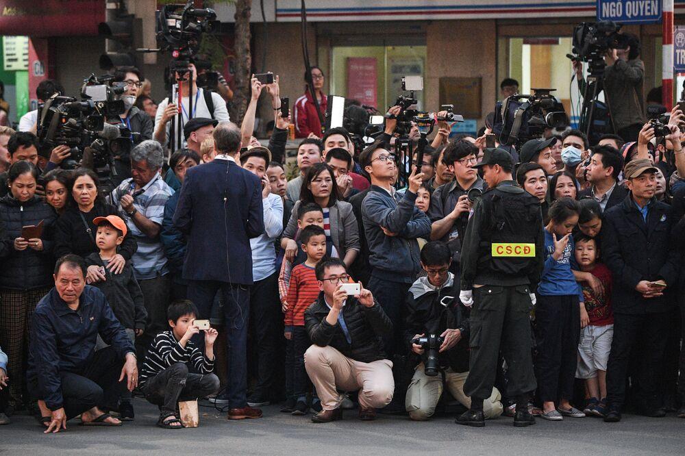 La cumbre entre Donald Trump y Kim Jong-un en Hanói