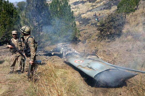 La India y Pakistán, al borde de una guerra - Sputnik Mundo